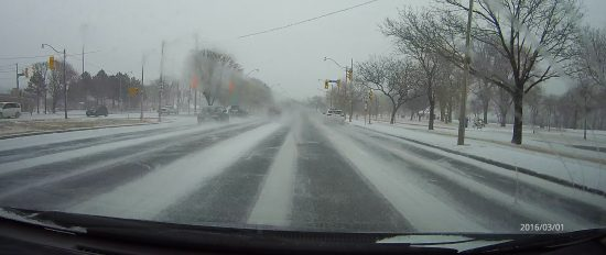 Ausdom A261 - Winter Toronto Daylight Screenshot