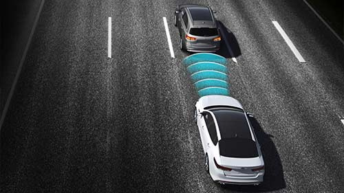 Forward Collision Warning - ADAS