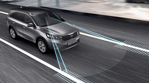 Lane Departure Warning - ADAS