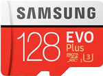 128GB Samsung EVO Plus