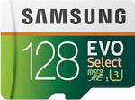 128GB Samsung Evo Select