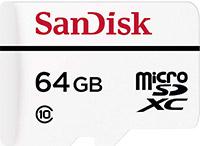 64GB Sandisk High Endurance